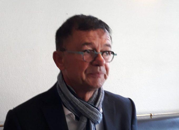 Conférence de presse de Joël Aviragnet