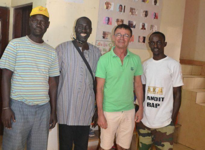Joël Aviragnet, député, s'investit au Sénégal