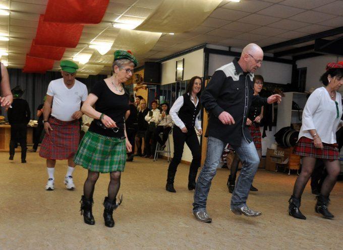 Clarac : La Saint Patrick dignement fêtée par les Yankee Dancers