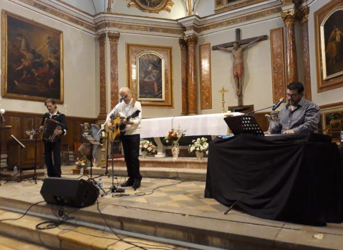 Un concert plein d'émotion et de retrouvailles à l'église de Gensac sur Garonne