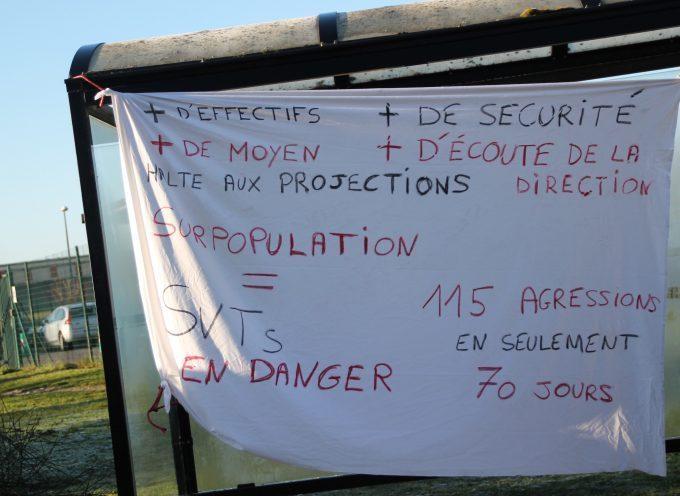 L'action continue à Seysses et à Muret