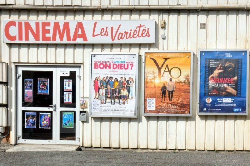 Sauver le cinéma les Variétés!