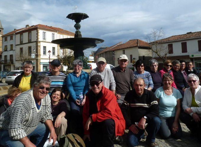 Balesta : Marcheurs du Comminges, du Magnoac à la Barousse