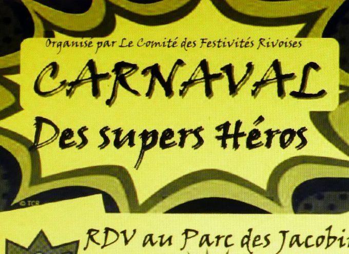 Carnaval de Rieux-Volvestre : Les super héros