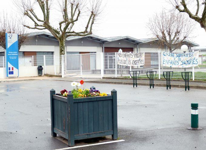 Sauvons une classe à l'école Chanfreau de Carbonne!