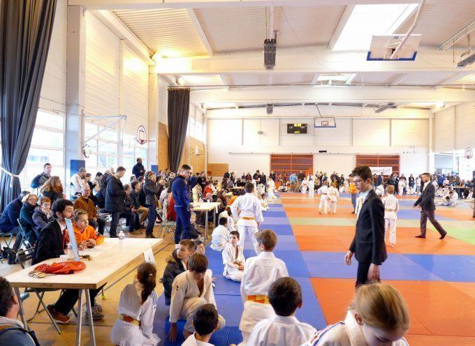 Carbonne : Le gymnase Abbal transformé en dojo