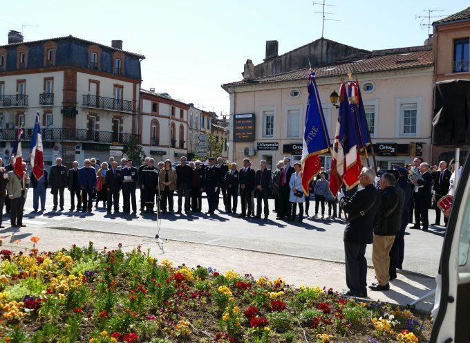 Carbonne : En mémoire des victimes civiles et militaires des guerres d'AFN