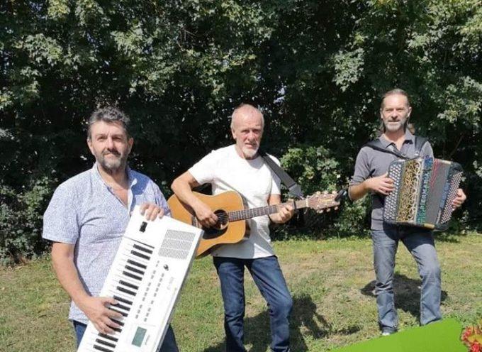 Gensac sur Garonne :  Passo Cansoun en concert à l'Eglise