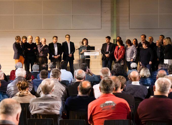 L'association de préfiguration du Parc Naturel Régional Comminges Barousse Pyrénées vote ses statuts et se dote d'un bureau