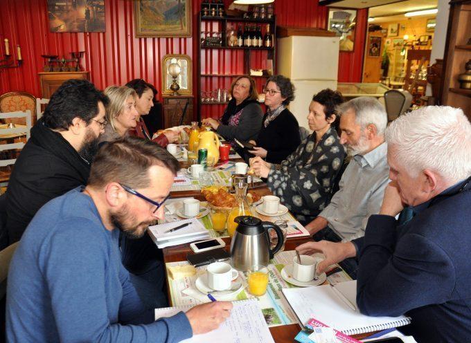 Montréjeau : Réseau d'ICI, changement de présidence