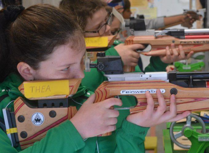 Six médailles pour les jeunes Saint-Gaudinois aux championnats départementaux de tir