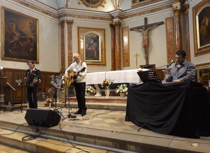 Aspet : Le groupe PASSO CANSOUN en concert