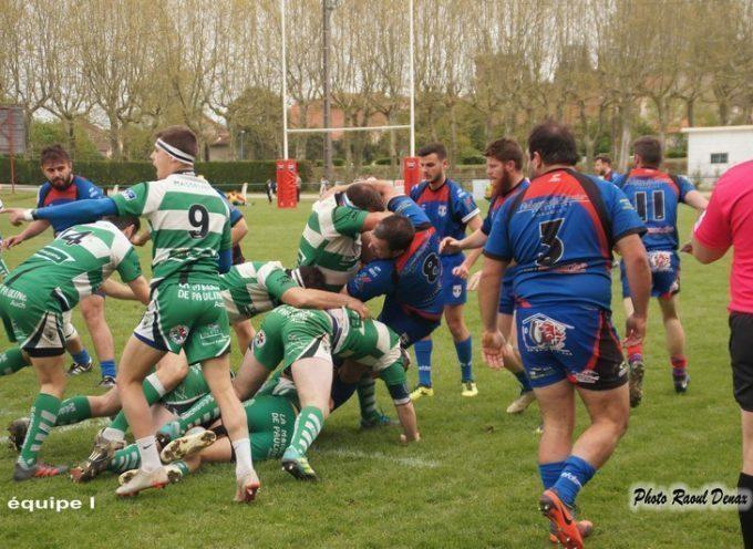 Rugby XV : C'est la reprise à l'UCF