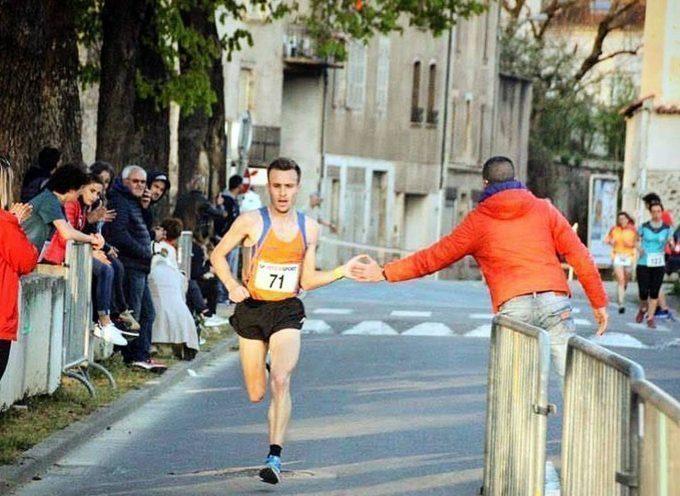 ACM : Matthieu Penza 1er Français sur le marathon d'Hamburg