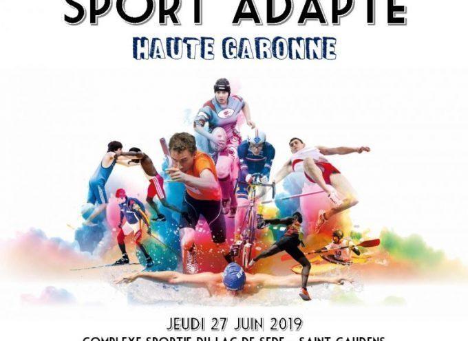 """Les """"Olympiades du Sport Adapté 31 """" à Saint-Gaudens"""
