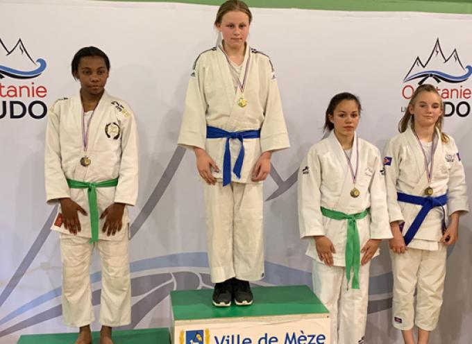 Judo Club Martrais : Déception pour la finale régionale des Benjamines