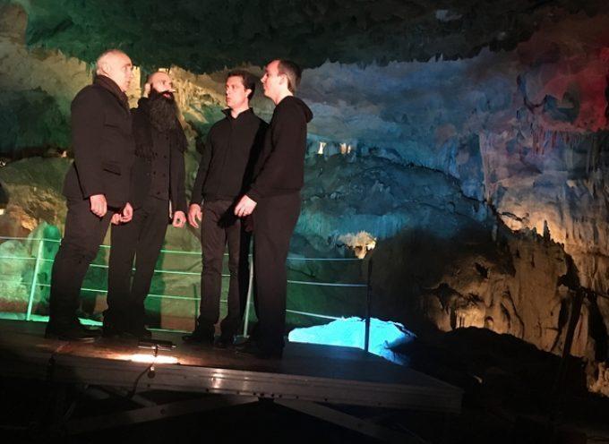 Un concert de musique sacrée dans les grottes de Betharram : Extraordinaire !