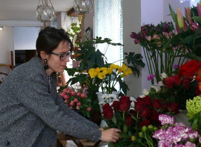 Aspet : La boutique de la fleuriste a trouvé un nouvel élan
