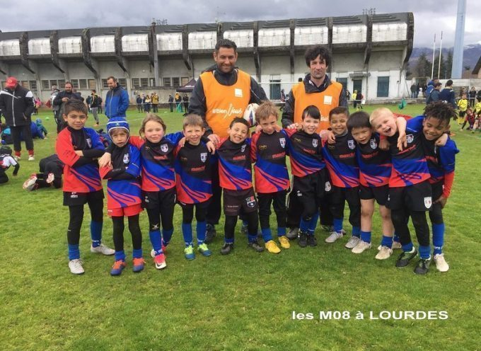 Rugby XV : L'UCF poursuit sa route