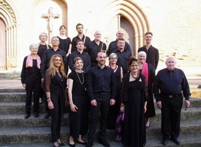 Un concert à la cathédrale de Rieux