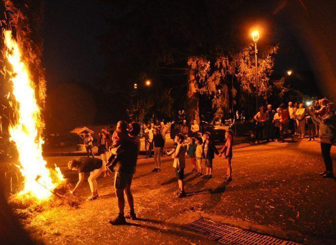 Montréjeau : Eth Ostau Comengés et le solstice d'été