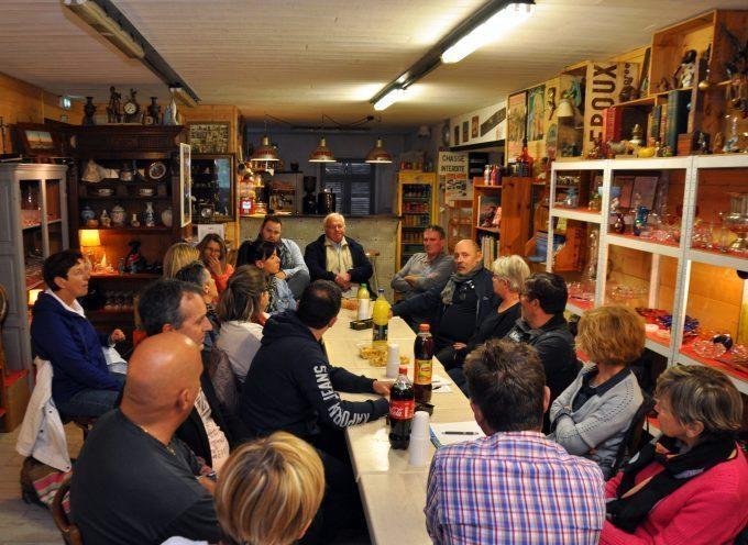 Montréjeau : Folkolor et les commerçants main dans la main