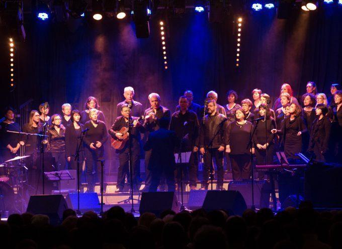La chorale et l'orchestre symphonique du Conservatoire de Saint-Gaudens en concert à Villeneuve de Rivière