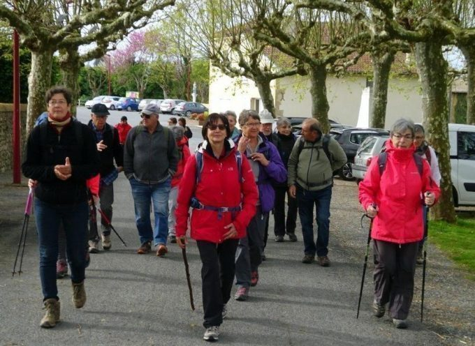 Balesta : Le Boulonnais pour les Marcheurs du Comminges