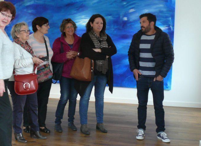 Les ateliers Juzet d'Izaut se sont déplacés à Martres-Tolosane