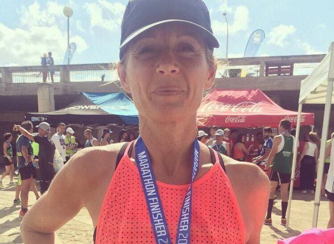 Marie-Lise Razat, marathon de cœur