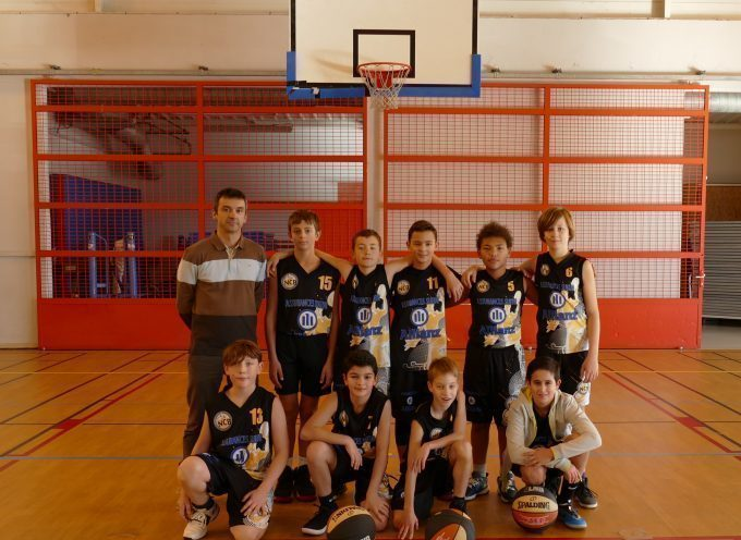 Noé Carbonne Basket : Résultats du week-end