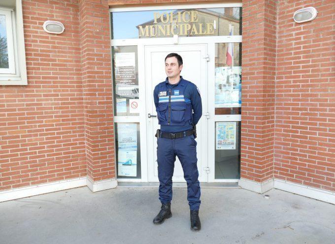 Carbonne : La police municipale a un nouvel agent