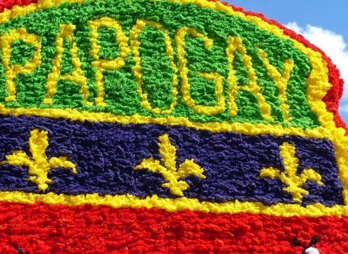 Ouverture des festivités : le Papogay arrive!