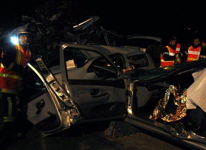 Montréjeau : Manœuvre de nuit des pompiers