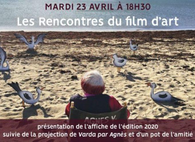 Saint-Gaudens : Présentation de la nouvelle affiche des Rencontres du film d'art 2020