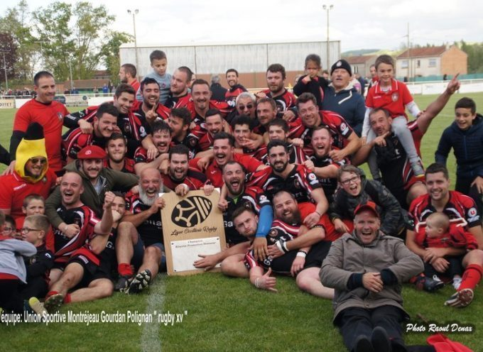 Rugby XV : Finale du championnat d'Occitanie Promotion Honneur