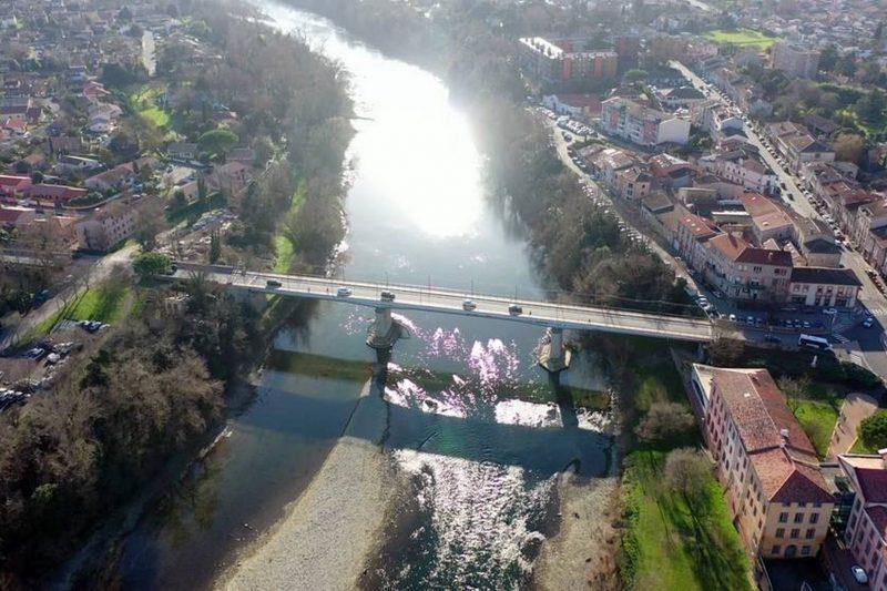 Le vieux pont de Muret sera fermé le 29 avril