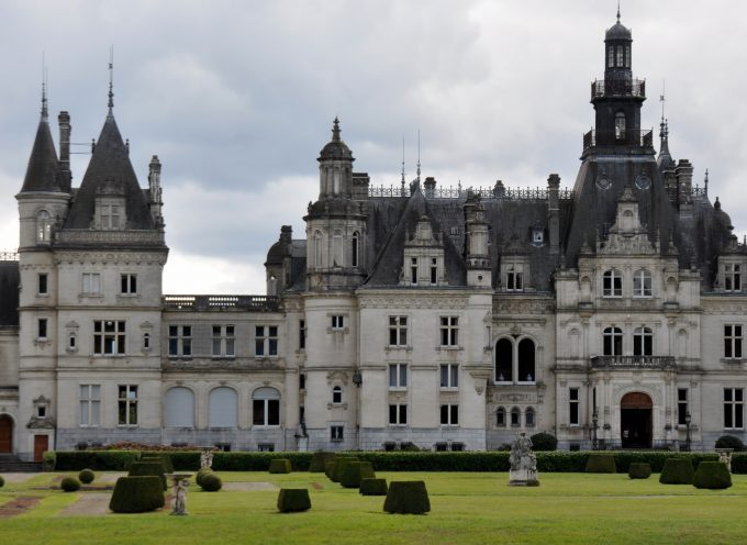 Montréjeau : Visite du château de Valmirande