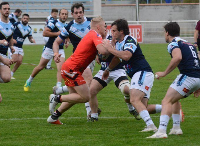 Rugby XIII : Les Ours, blessés, ont posé un genou à terre à Avignon