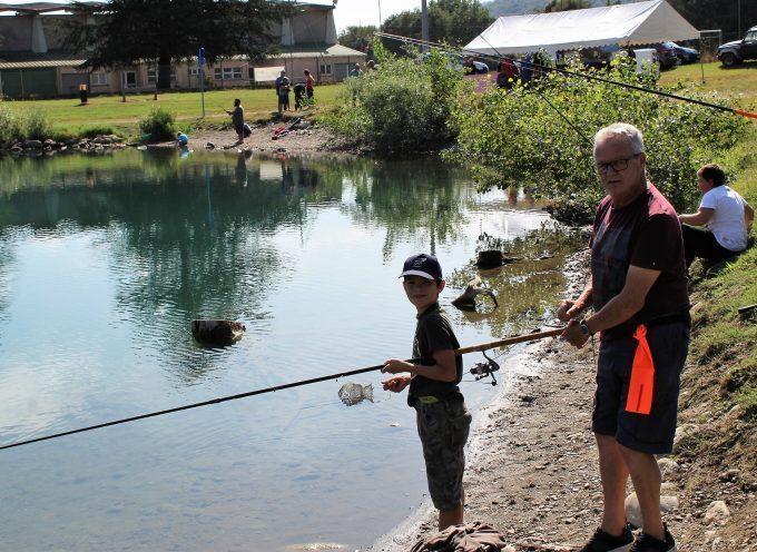 Fête nationale de la pêche à Pointis Inard