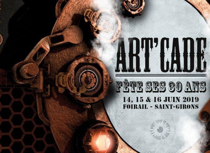 Les 30 ans d'Art'Cade à Saint-Girons