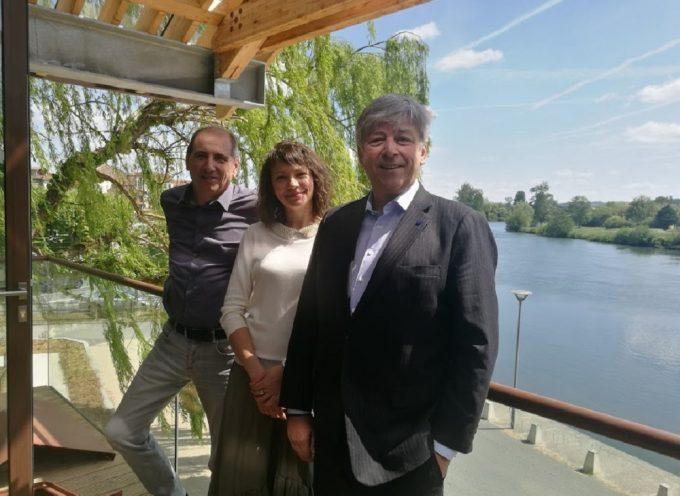 Cazères : J-15 avant l'inauguration de la Maison Garonne