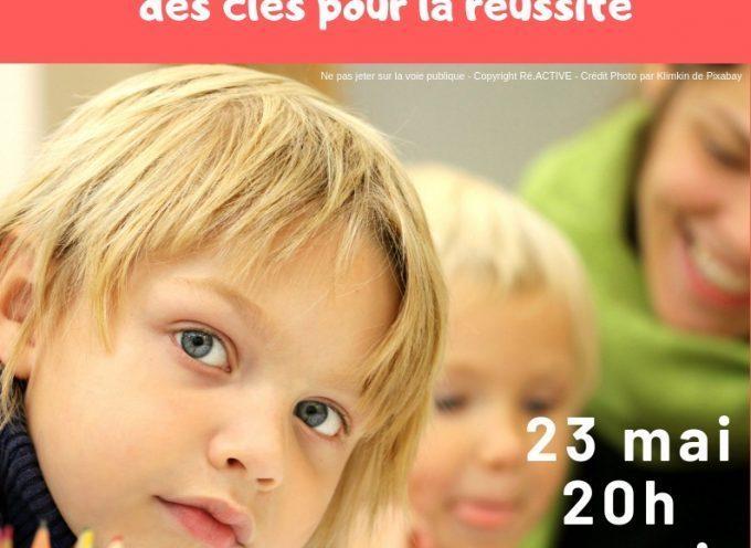 """Rieux : Conférence """"Cerveau et apprentissages – des clés pour la réussite"""""""