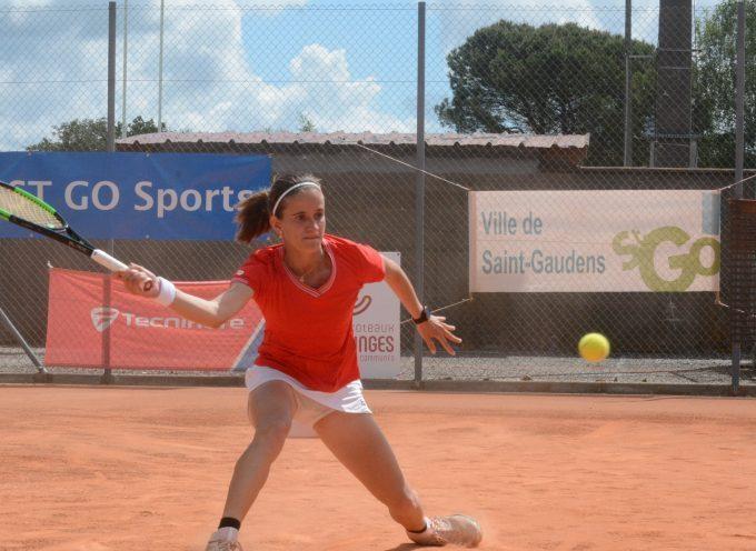 Tennis : Les Saint-Gaudinoises confirment
