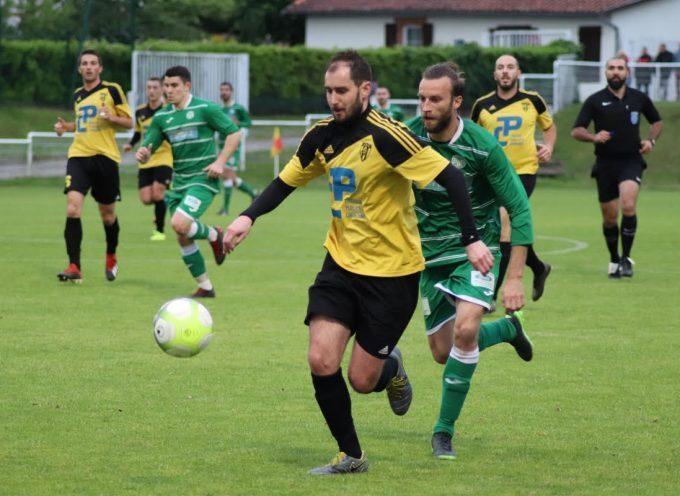 Landorthe : Les verts champions !