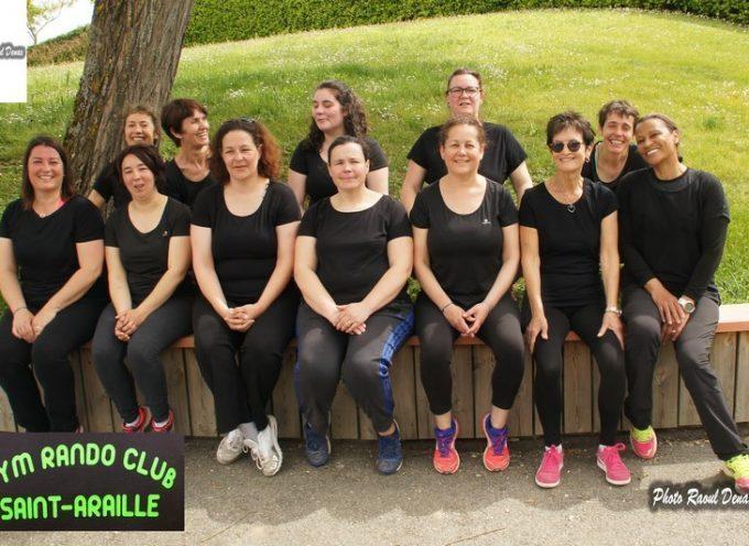 Gym Rando Saint-Araille : Sénarens, une bouffée d'air pur