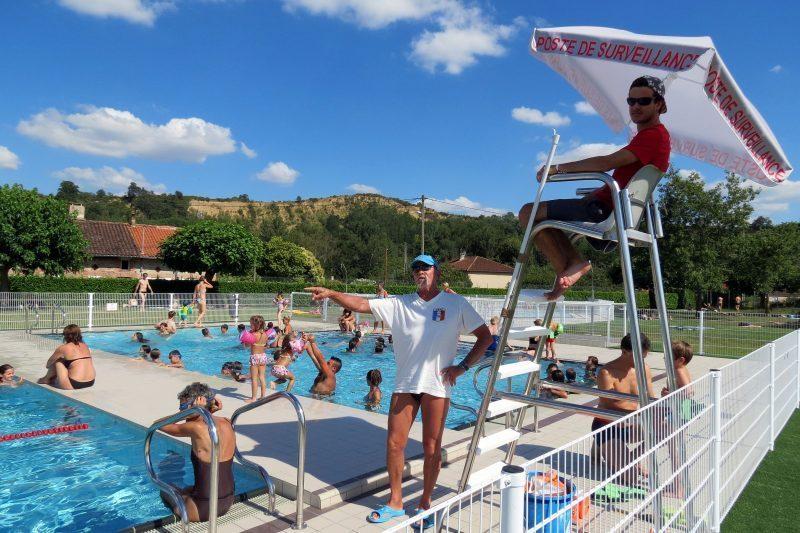 La piscine de Carbonne