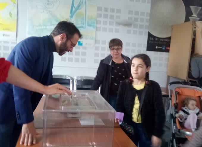 Le nouveau conseil municipal des jeunes de Martres-Tolosane est élu!