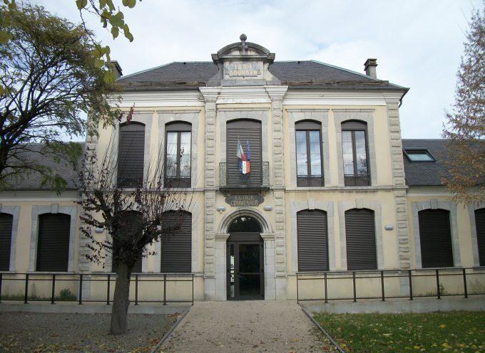 Gourdan Polignan : Inauguration de l'école communale
