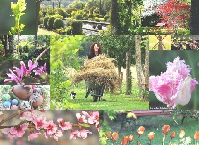 THERMES MAGNOAC : Ouverture des Jardins de la Poterie d'Hillen